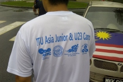 ITU/ASTC Asia Junior & U23 Camp 2012